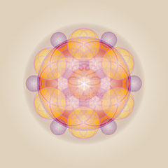 Lebendiges Mandala, SL no.1 © Susanne Barth