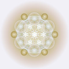 Lebendiges Mandala , 5EL no.4 © Susanne Barth