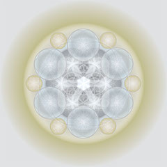 Lebendiges Mandala, 5EL No.7 © Susanne Barth