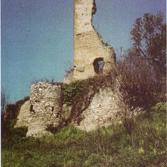 """Particolare. Da """"Valle di Maddaloni Medievale"""" di Aristide Peli."""