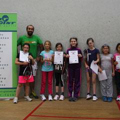 Tag des Squash 2014 - Jugendtag