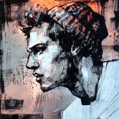 """<b>MAN WARM CAP</b><br>25 x 25 cm<br><a style=""""color:#db6464;"""" target=""""_blank"""">Vendu</br></a> <alt=""""art artiste peintre contemporain portrait homme commander acheter tableau france streetart savoie chambery graffmatt"""">"""