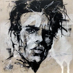 "<b>CONTROL</b><br>19 x 19 cm<br><a style=""color:#db6464;"" target=""_blank"">Vendu</br></a> <alt=""art artiste peintre contemporain portrait homme graffiti commander acheter tableau france streetart savoie chambery graffmatt"">"