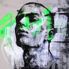 "<b>ON BREAK</b><br>25 x 25 cm<br><a style=""color:#db6464;"" target=""_blank"">Vendu</br></a> <alt=""art artiste peintre contemporain portrait homme graffiti commander acheter tableau france streetart savoie chambery graffmatt"">"