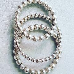 Ringe aus 925 Silber Perldraht ab 39 €