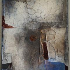 """"""" blau II """"  70x50x2   Juni 2016   (verkauft)"""