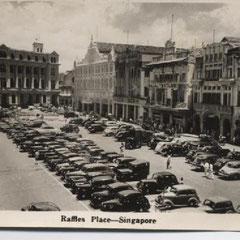 PASSAGE A SINGAPOUR