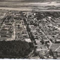 70 KMS DE BATNA DANS LES MONTAGNES ALGERIENNE 15 FEVRIER 1955