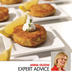 Kitchen expert Anna Olson came up with some amazing recipes again this year, which we are always happy to share with our customers (and happy to try them, if you make them!)