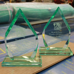 In September, we were honoured by the Merritt & District Chamber of Commerce with two Business Excellence awards. One for Business of the Year and the Harry Sanders Memorial award!