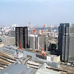 品川駅ビル