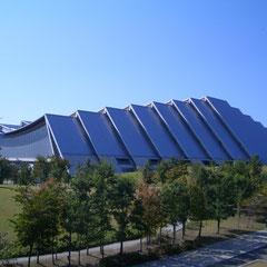 長野オリンピック スピードスケート場会場