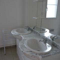 lavabo 2 vasques maisons de la baie de somme