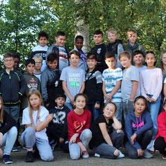 Die Klasse 5.1 mit Frau Schröder