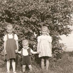Harald 4 Jahre - Helga und Lotte