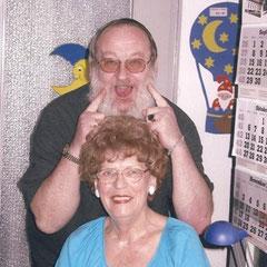 Harald und Ingrid 2008 - bei Marco Massagen