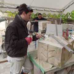 Taille de pierre et maçonnerie traditionnelle