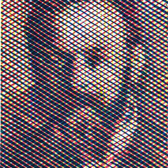 Ferdinand Hodler, Holzschnit, dreifarbig, Guido Löhrer auf der Aachener Kunstroute 2016