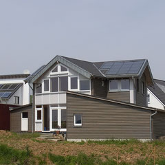 Wohnhaus in Musterdorf