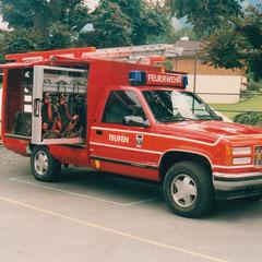 Gast-Feuerwehrauto