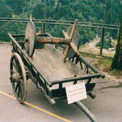 alter Schlauchwagen