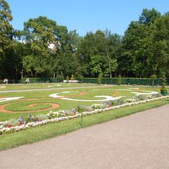 Foto bei einer Tour nach Peterhof