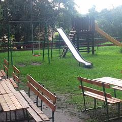 Spielplatz oben