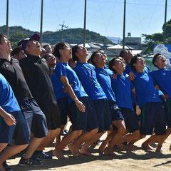 校歌合戦! 敬徳祭(体育の部)