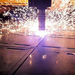 Brennschneiden, CNC Plasmaschneiden