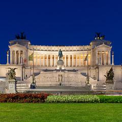 Monumento a Vittorio Emanuele II (Copyright Martin Schmidt)
