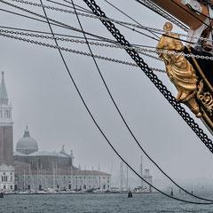 Blick aud San Giorgio Maggiore - Venedig