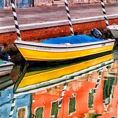 Burano - Venedig