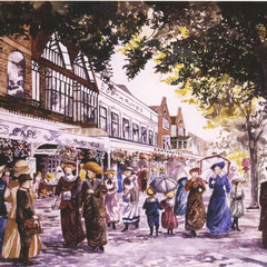 Lord Street, Southport 1907