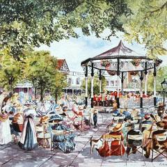 Bandstand, Lord Street , Southport