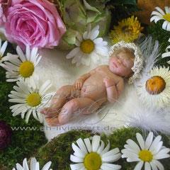 Luisa Ooak Mini Baby aus Polymer