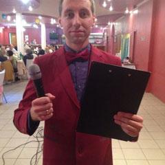 Дмитрий Пилов, ведущий на свадьбу