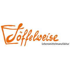 Logo der Lebensmittelmanufaktur Löffelweise