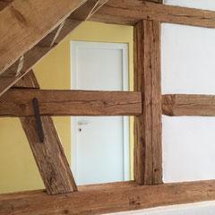 Türen in Fachwerkhaus