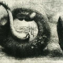 Zweierlei, Motiv 9 -Ring - 16x24 - Aufl. 108 - 1947 - WVZ.R251