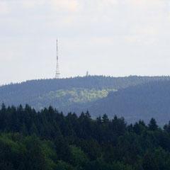 Hardberg vom Teltschikturm gesehen
