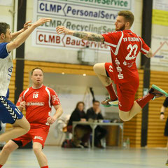 Lino Hintke (HSB), Henning  Scholz (SV Beckdorf)
