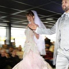 défilé salon du mariage Toulon