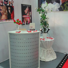 Salon du mariage  , stand  wedding planner evenessences