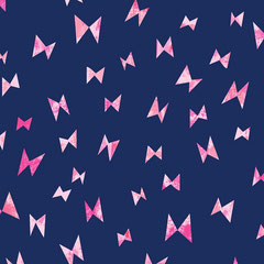 Flying Ribbon - Navy