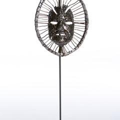 Die Maske                           Metall  2013