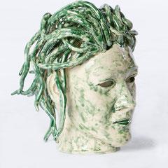 Gorgonenhaupt  Keramik 2012