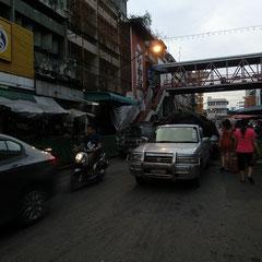 チェンマイの市場でーす。