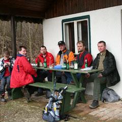 1. Wanderung 2008