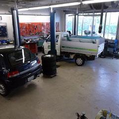 Werkstatt - Hansa-Garage AG - Zürich Oerlikon