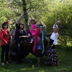 mit Workshopteilnehmern